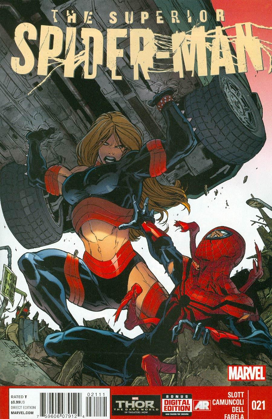 Superior Spider-Man #21