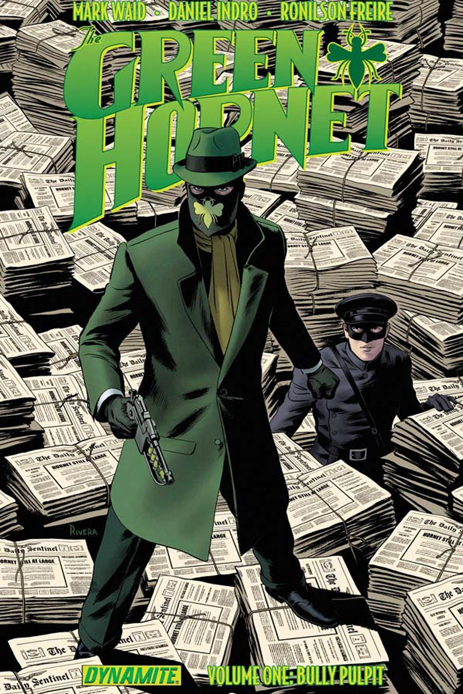 Mark Waids Green Hornet Vol 1 TP