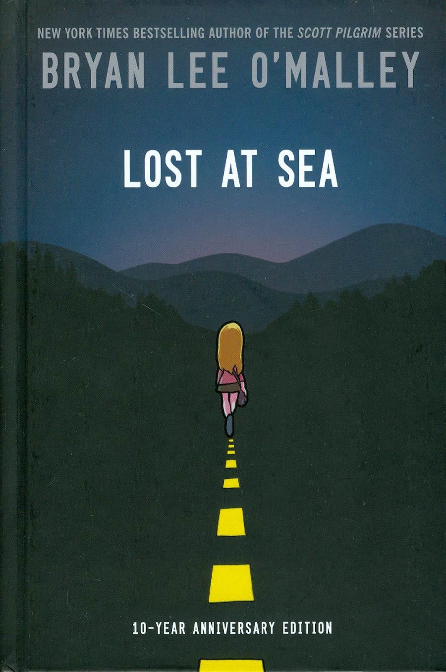 Lost At Sea HC