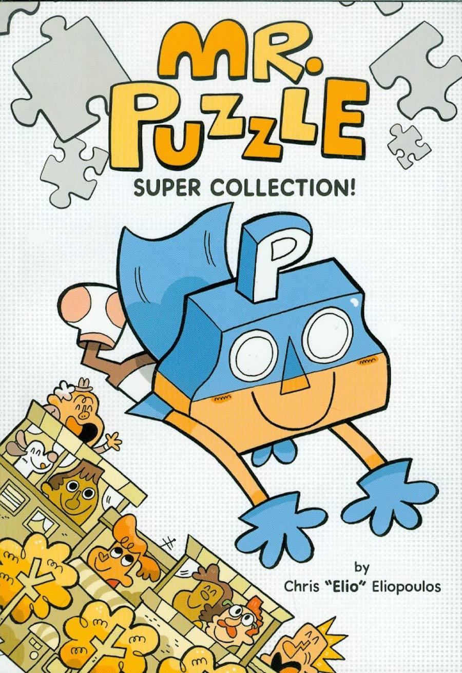 Mr Puzzle Super Collection TP