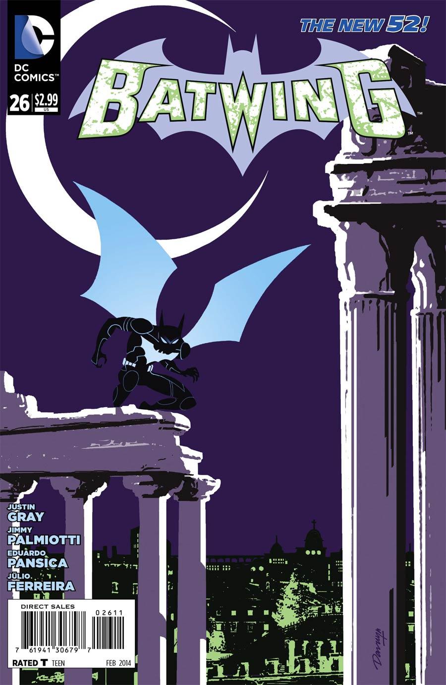 Batwing #26