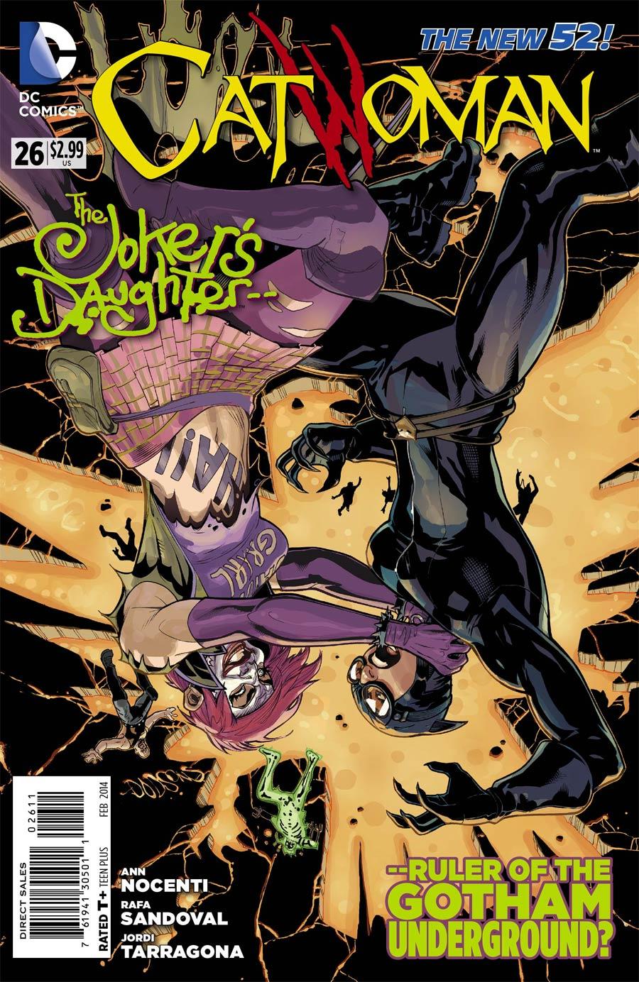 Catwoman Vol 4 #26