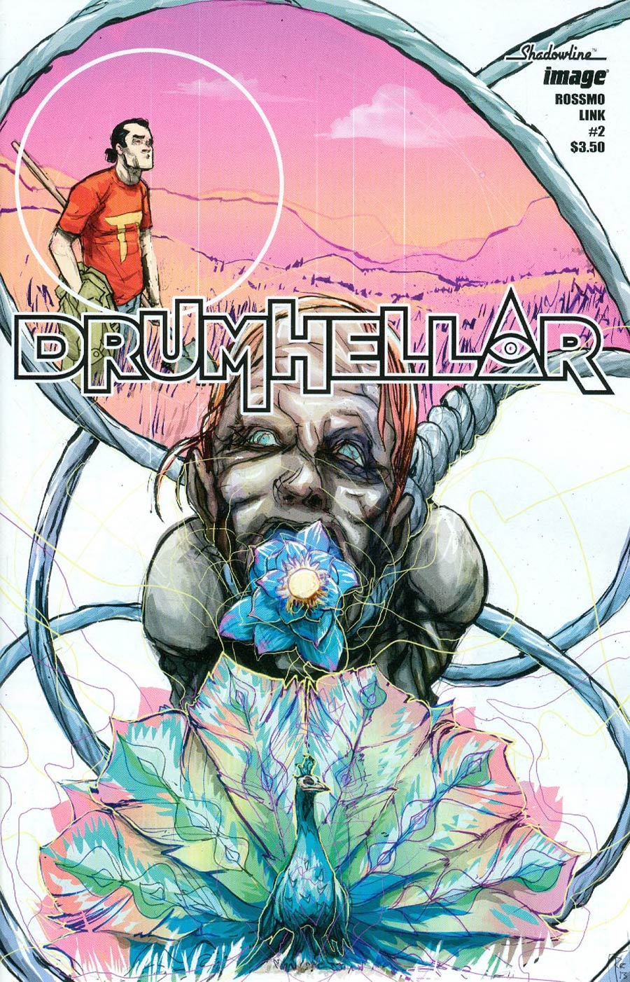 Drumhellar #2 (Previously Strangeways)