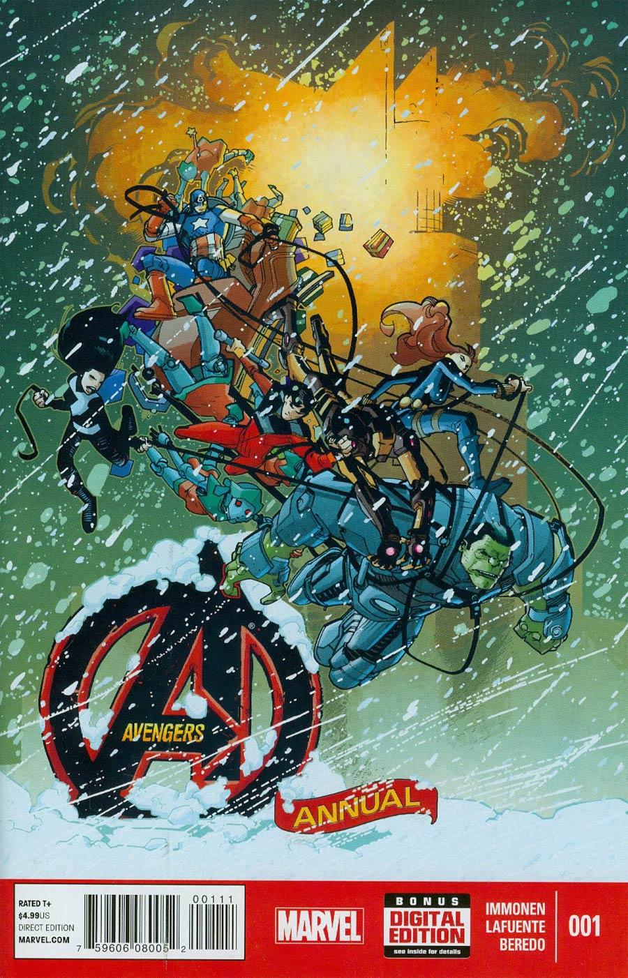 Avengers Vol 5 Annual #1