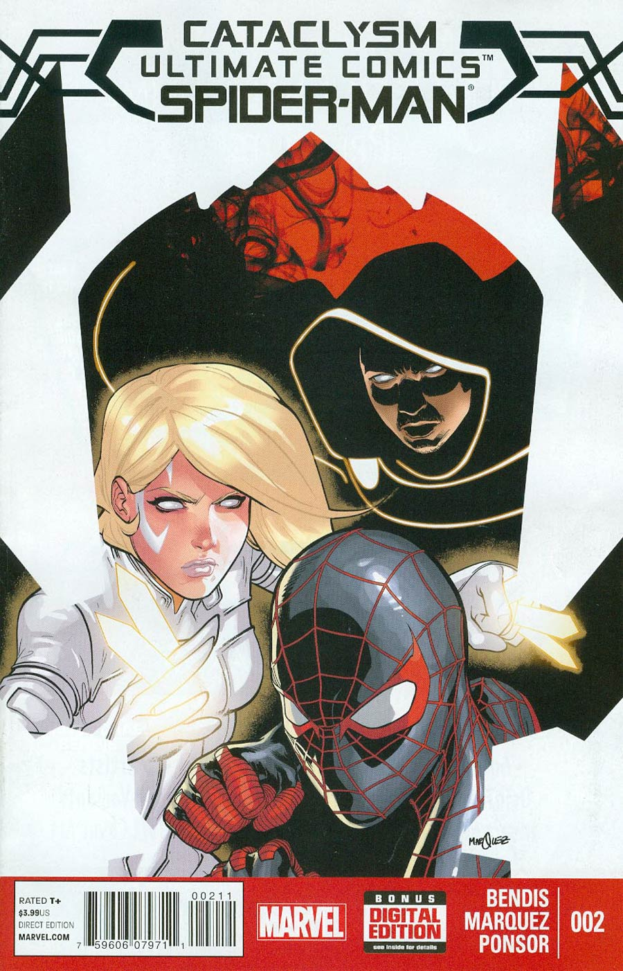 Cataclysm Ultimate Spider-Man #2
