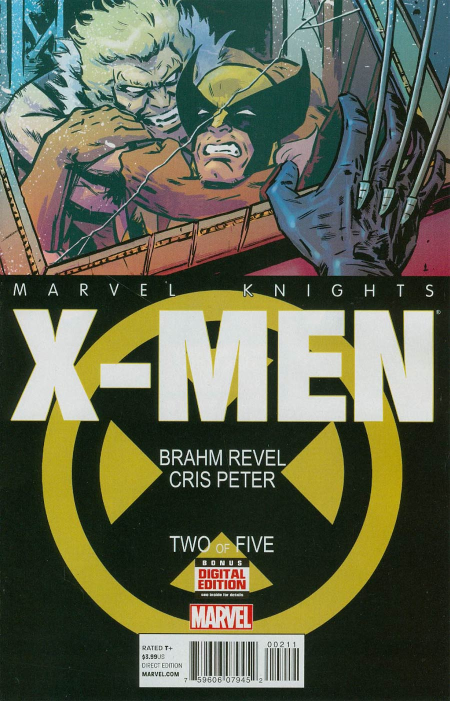 Marvel Knights X-Men #2