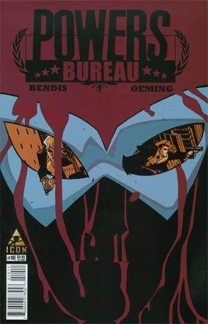 Powers Bureau #10