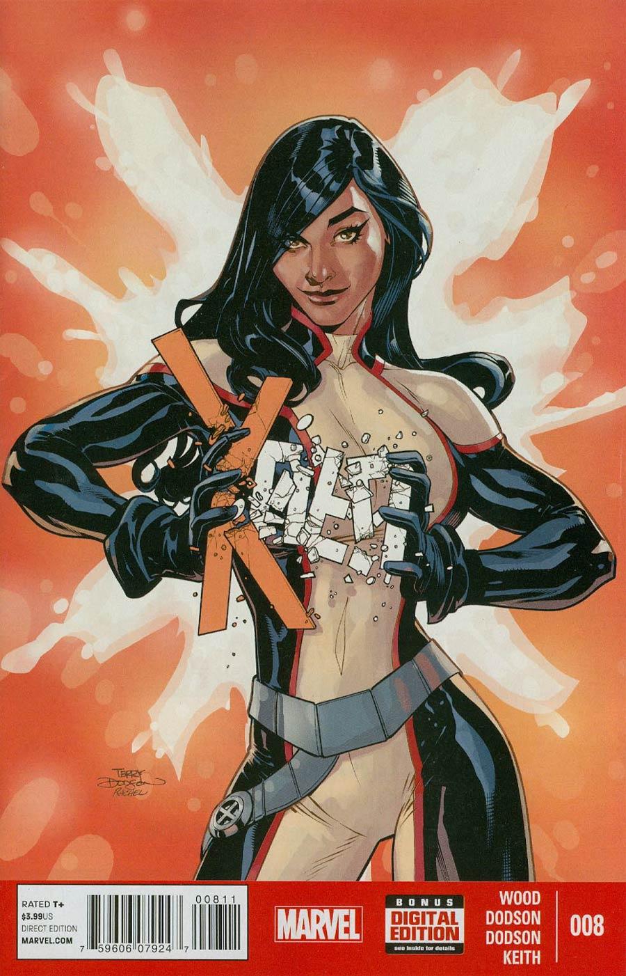 X-Men Vol 4 #8