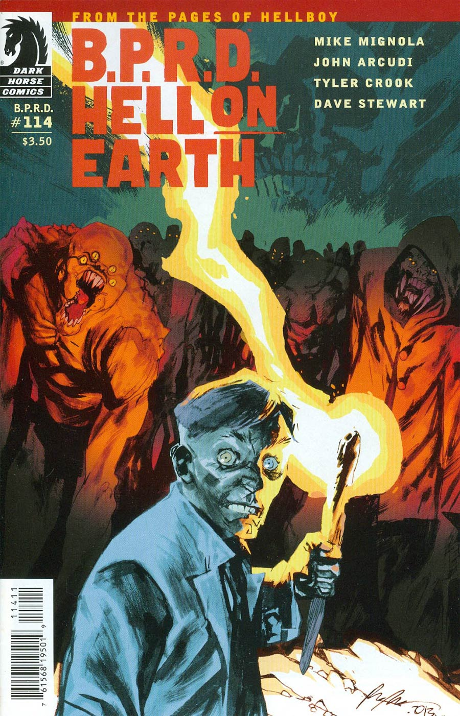 BPRD Hell On Earth #114