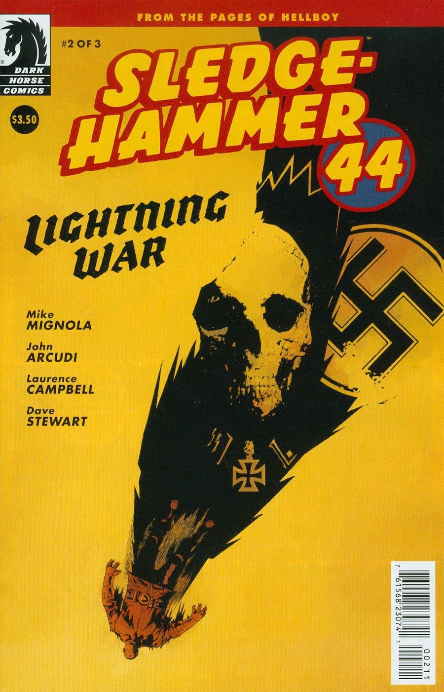 Sledgehammer 44 Lightning War #2