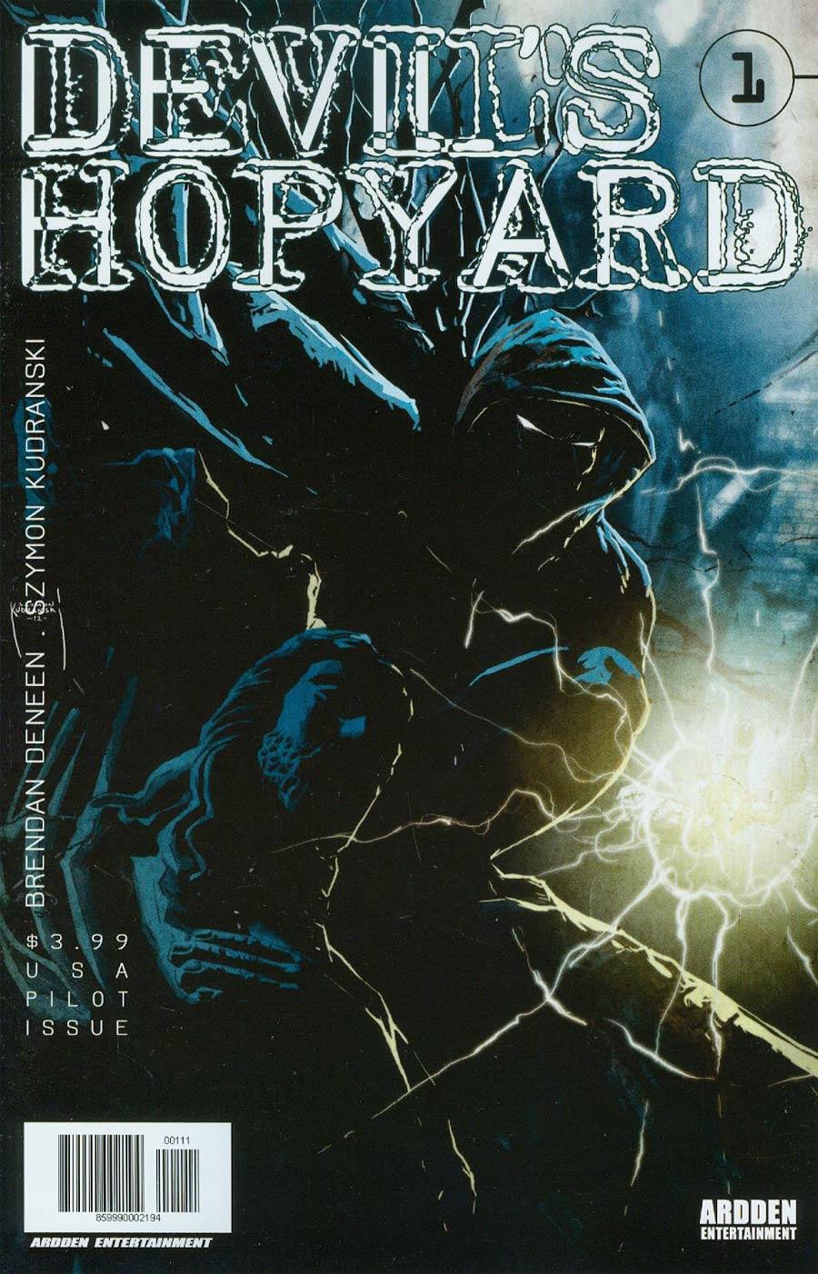 Devils Hopyard #1