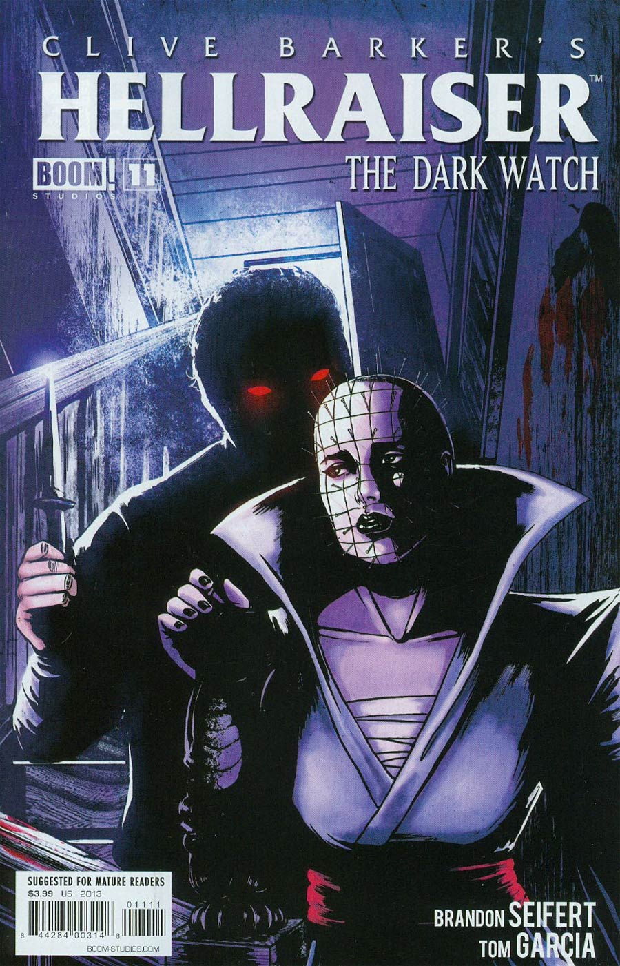 Clive Barkers Hellraiser Dark Watch #11