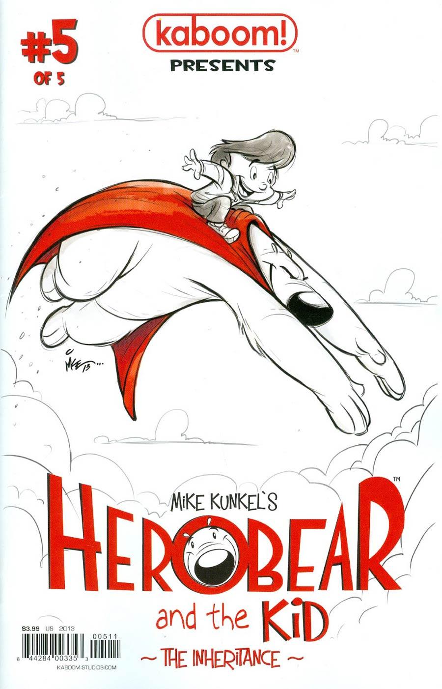 Herobear And The Kid Inheritance #5
