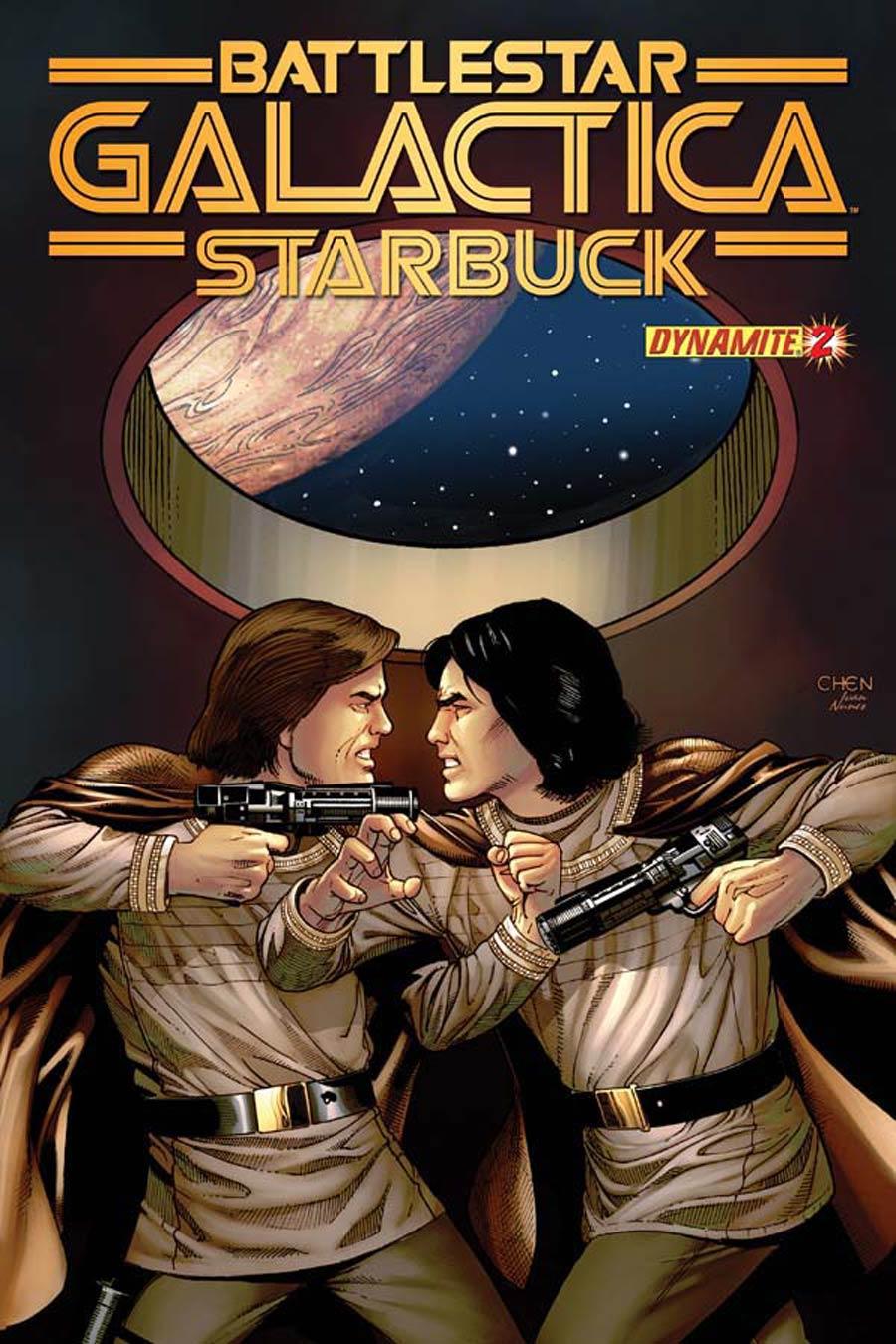 Battlestar Galactica Starbuck Vol 2 #2