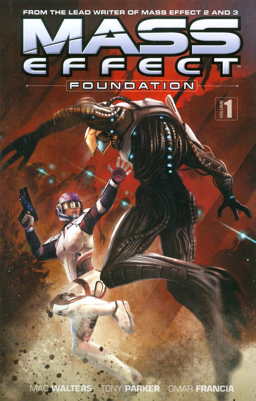 Mass Effect Foundation Vol 1 TP