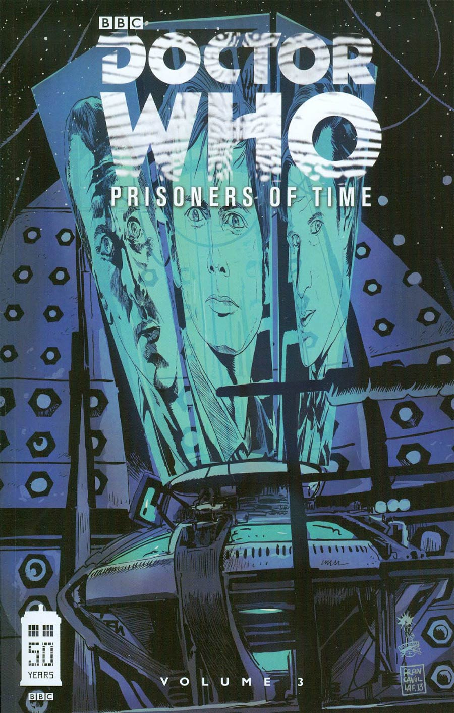 Doctor Who Prisoners Of Time Vol 3 TP