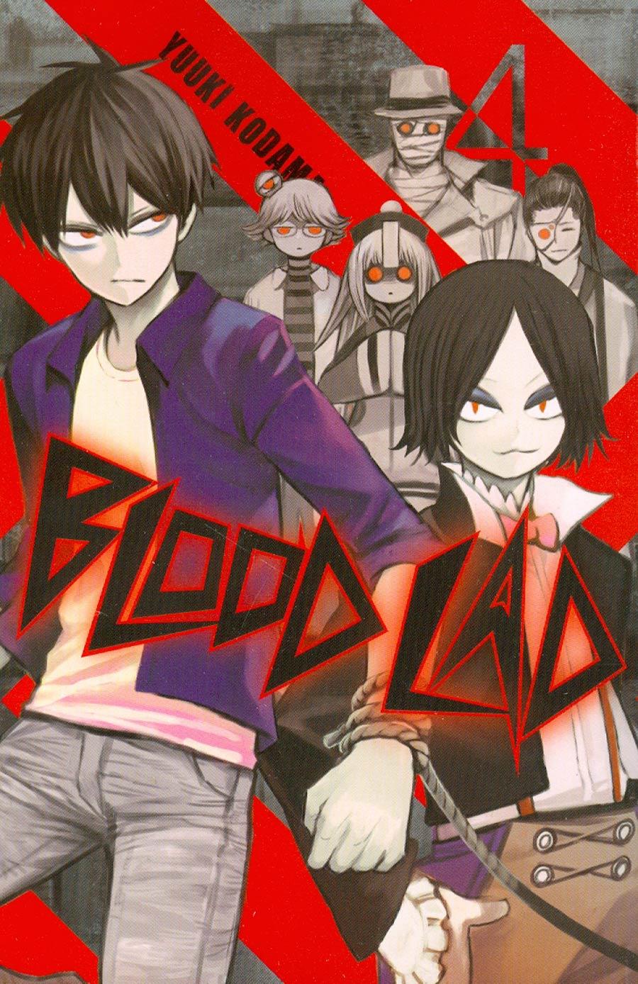Blood Lad Vol 4 TP