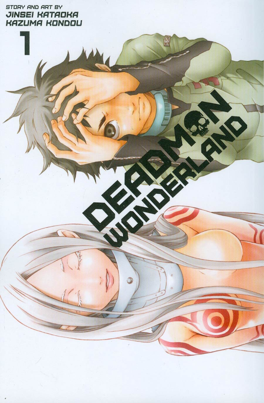 Deadman Wonderland Vol 1 GN Viz Edition
