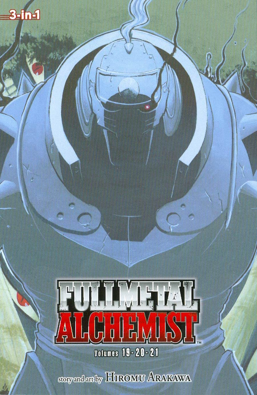 Fullmetal Alchemist 3-In-1 Edition Vols 19 - 20 - 21 TP