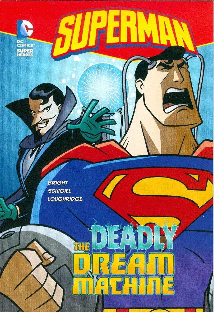 DC Super Heroes Superman Deadly Dream Machine TP