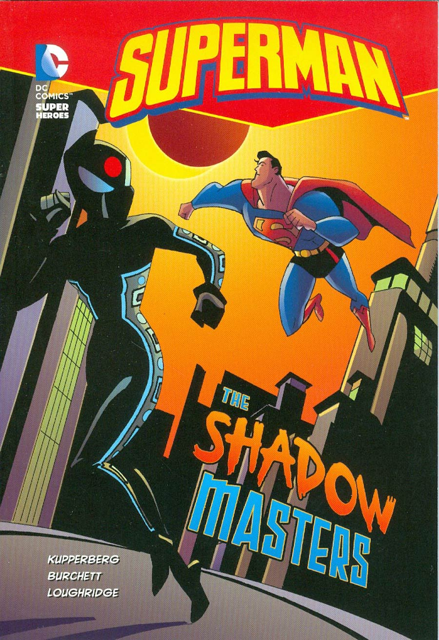 DC Super Heroes Superman Shadow Masters TP