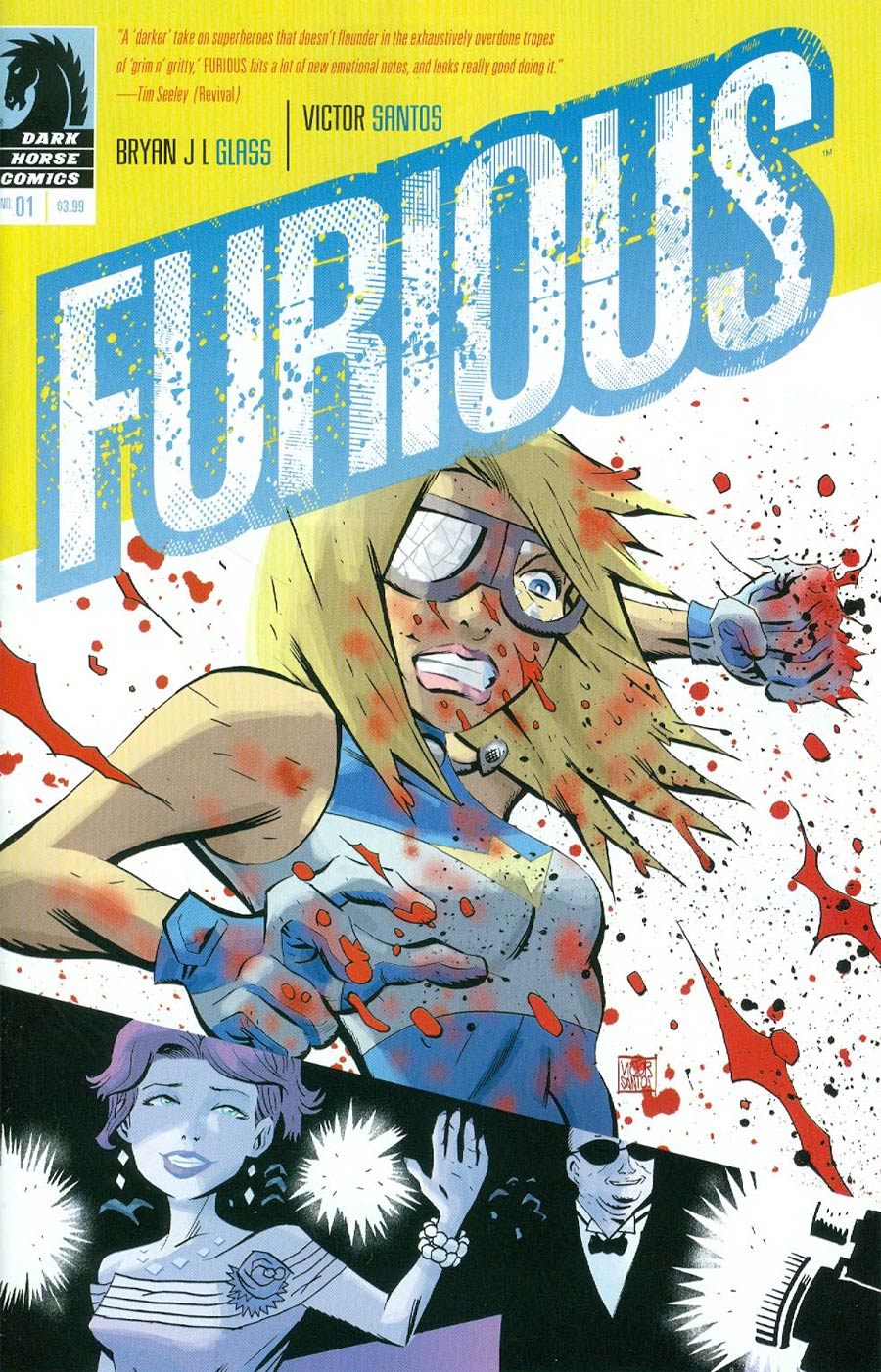 Furious #1 Cover A Regular Cover
