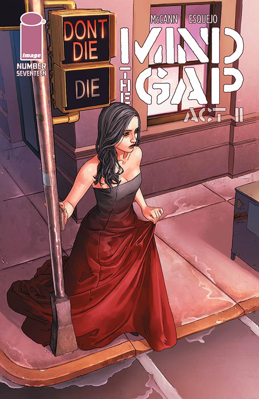 Mind The Gap #17 Cover A Rodin Esquejo