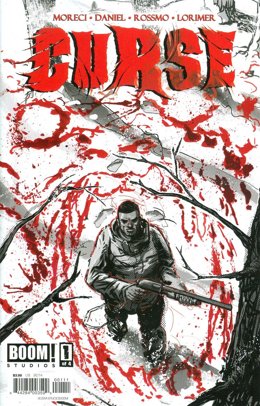 Curse #1 Cover A Regular Colin Lorimer Cover