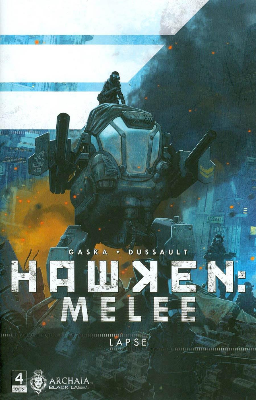 Hawken Melee #4