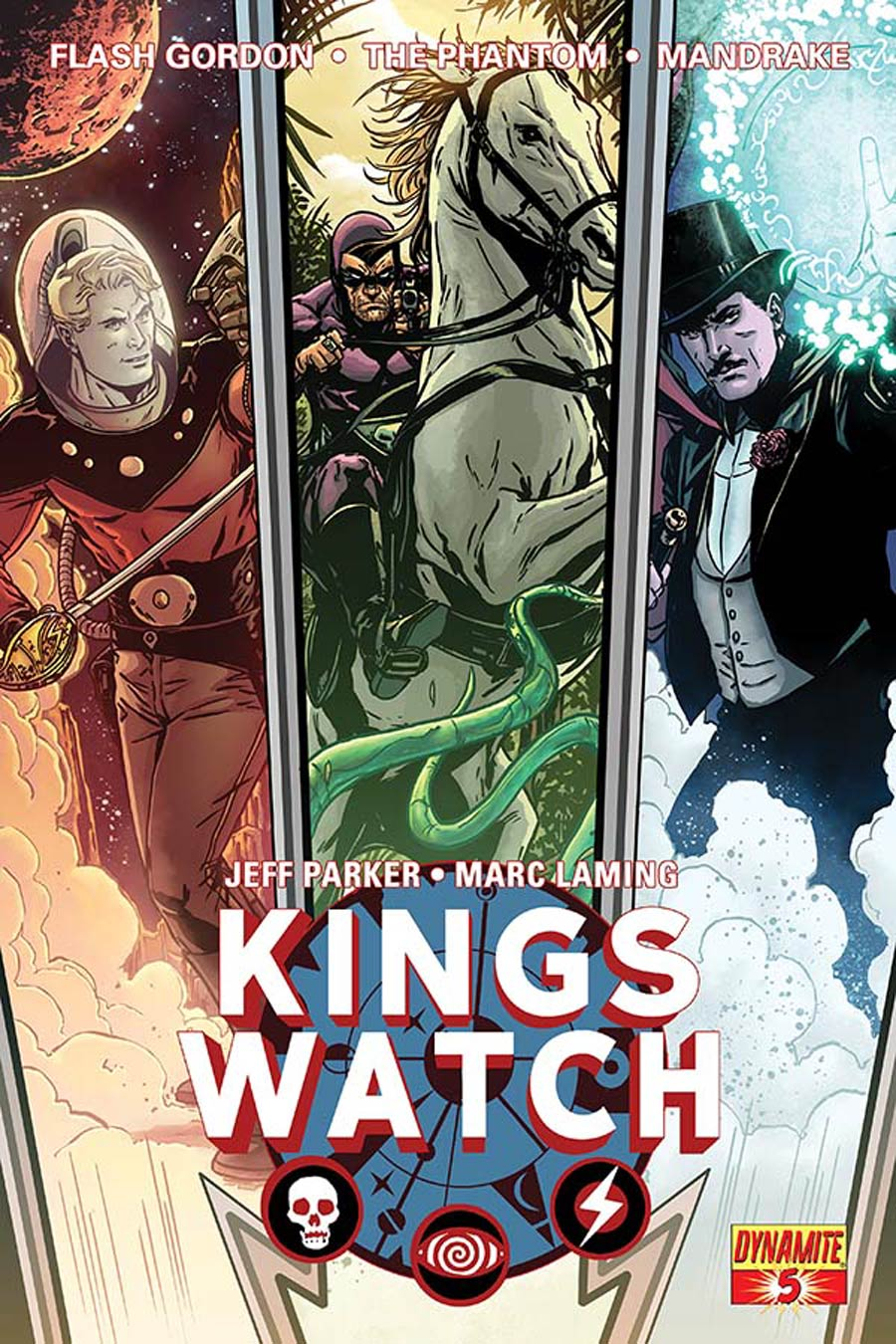 Kings Watch #5 Cover A Regular Marc Laming Cover
