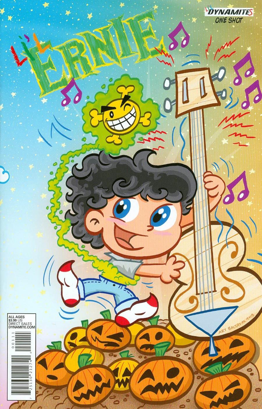 Lil Ernie #1 Cover A Regular Art Baltazar Cover