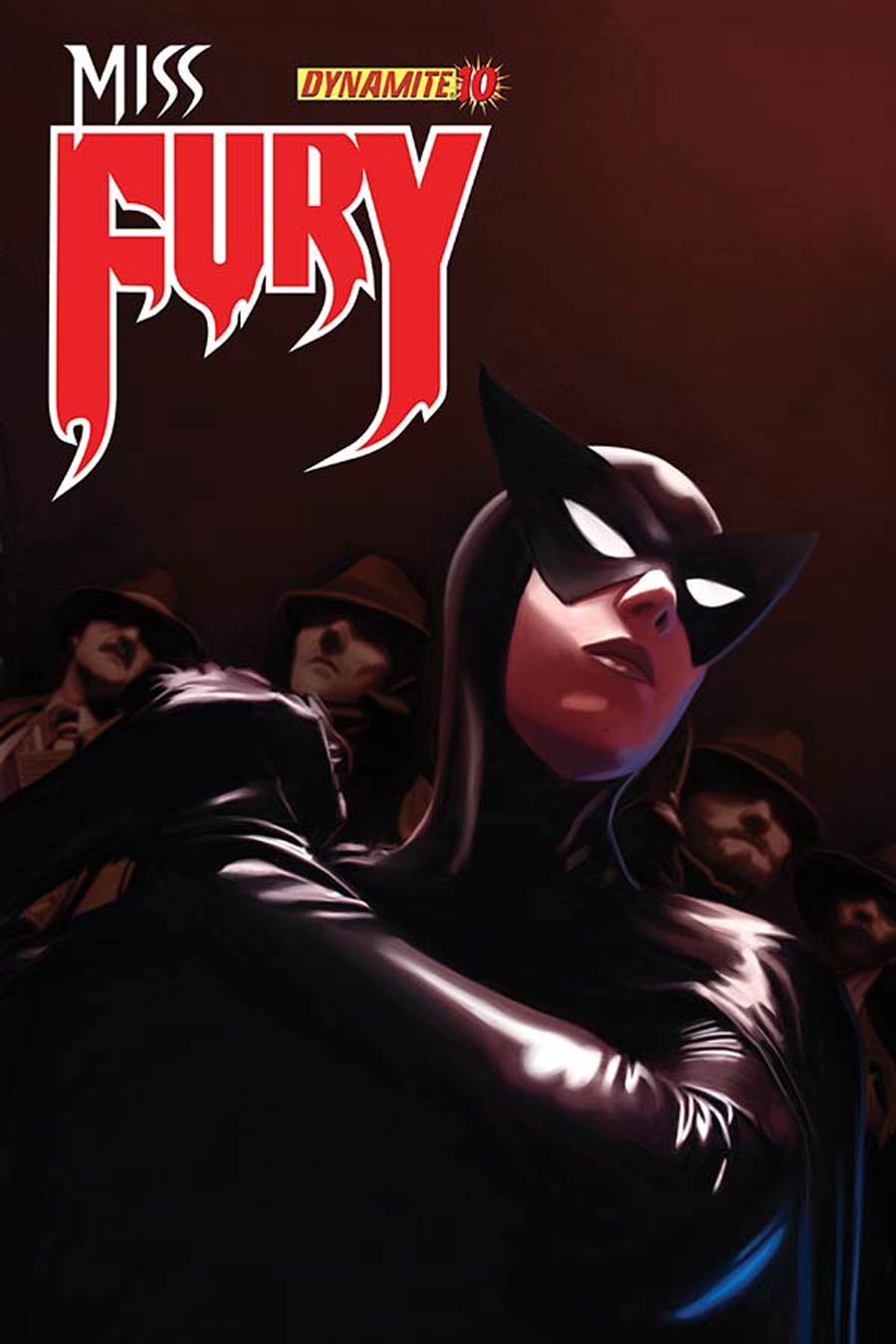 Miss Fury Vol 2 #10 Cover C Regular Colton Worley Cover