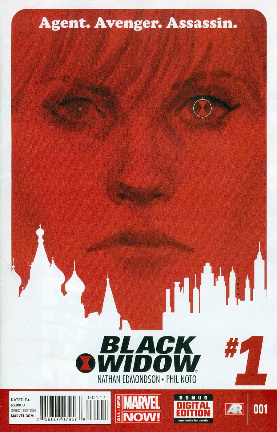 Black Widow Vol 5 #1 Cover A Regular Phil Noto Cover