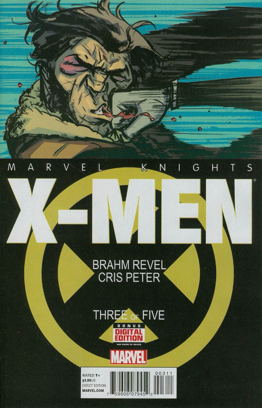 Marvel Knights X-Men #3