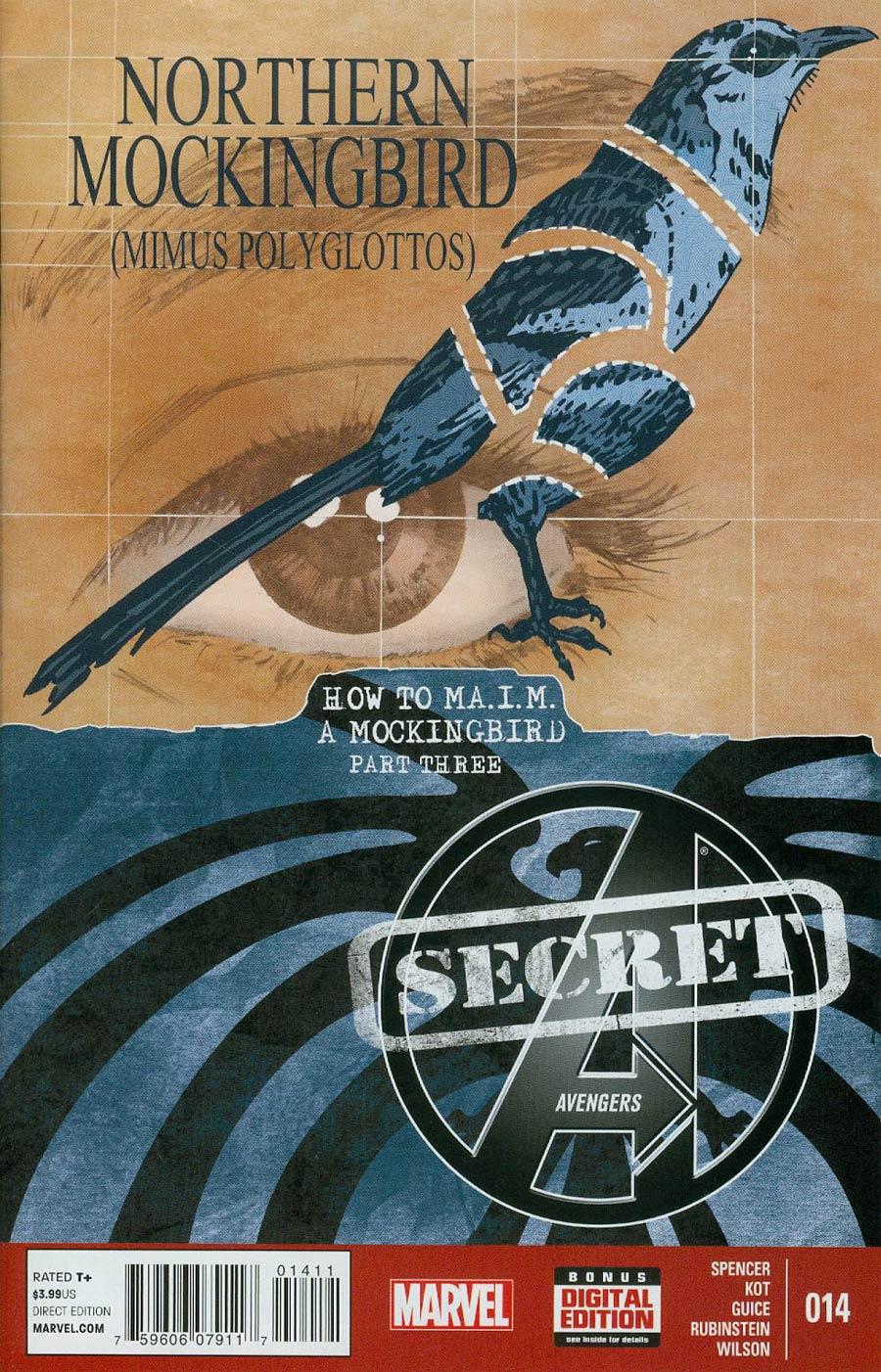 Secret Avengers Vol 2 #14