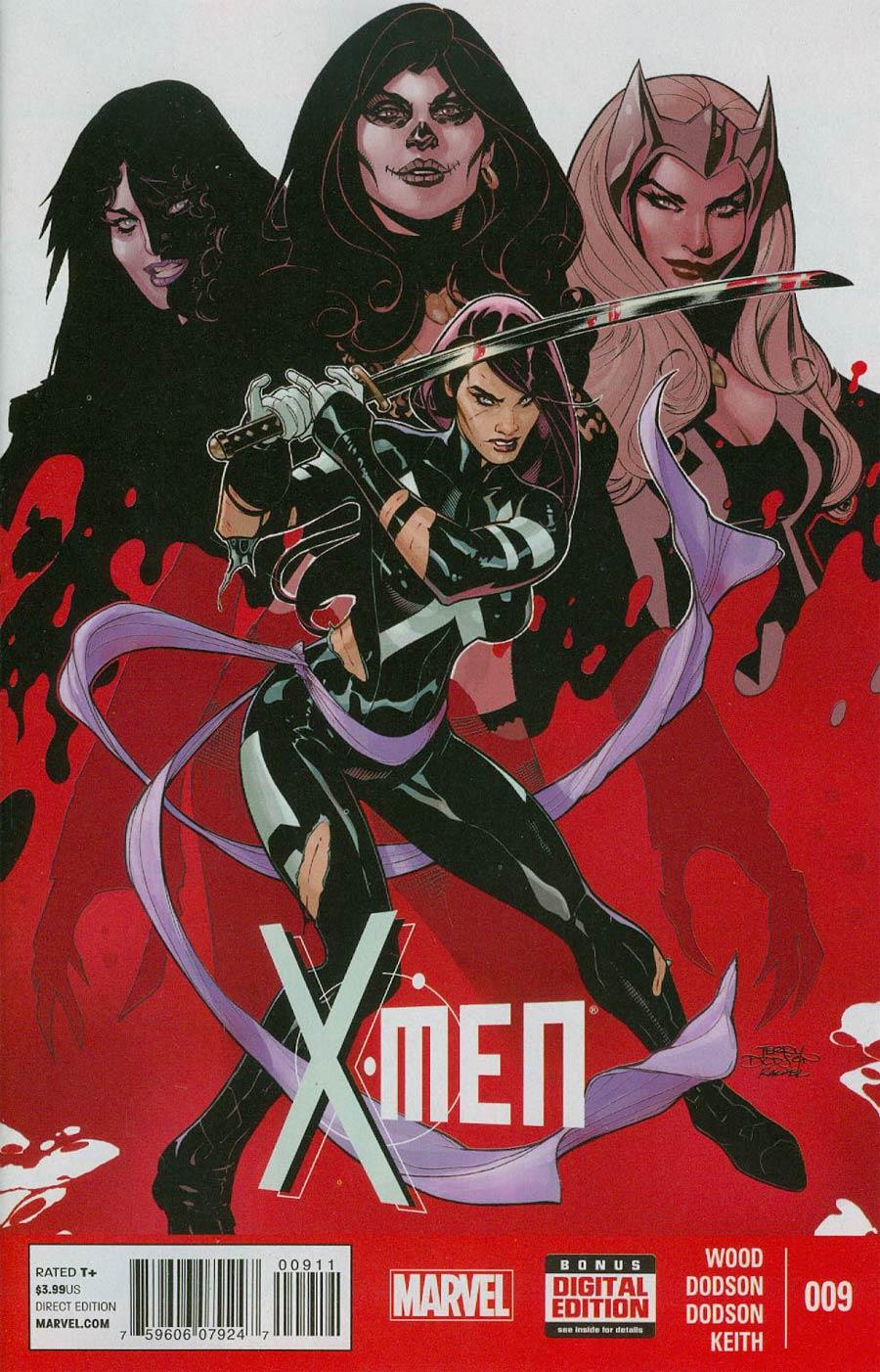 X-Men Vol 4 #9