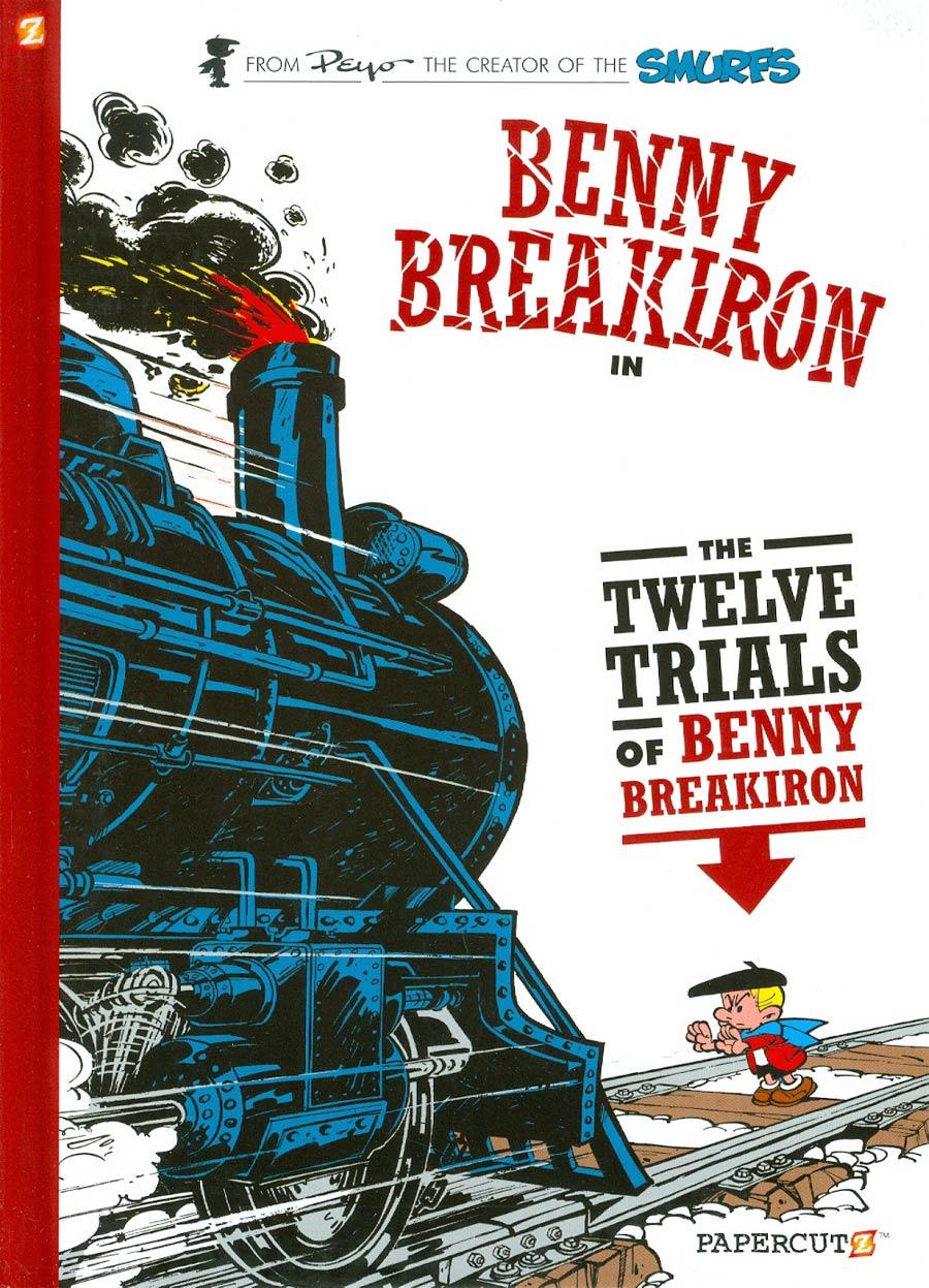 Benny Breakiron Vol 3 Twelve Trials Of Benny Breakiron HC