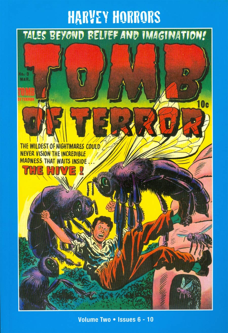 Harvey Horrors Collected Works Tomb Of Terror Softie Vol 2 TP