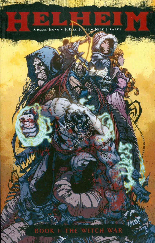 Helheim Vol 1 Witch War TP