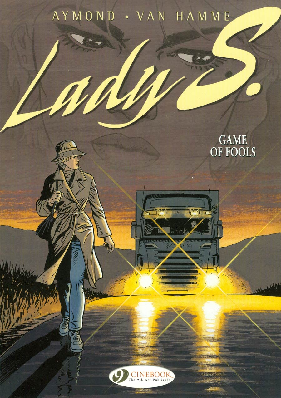 Lady S Vol 3 Game Of Fools GN