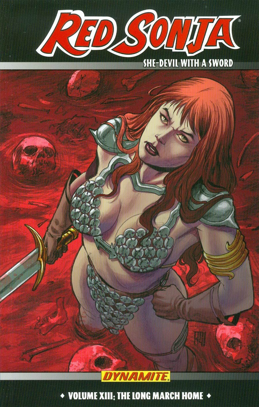 Red Sonja Vol 13 TP