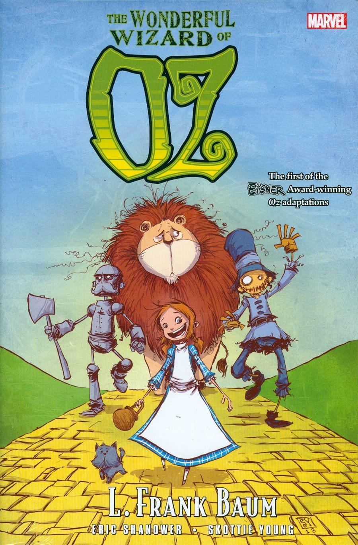 Oz Wonderful Wizard Of Oz HC New Printing