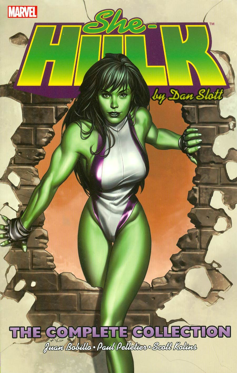 She-Hulk By Dan Slott Complete Collection Vol 1 TP