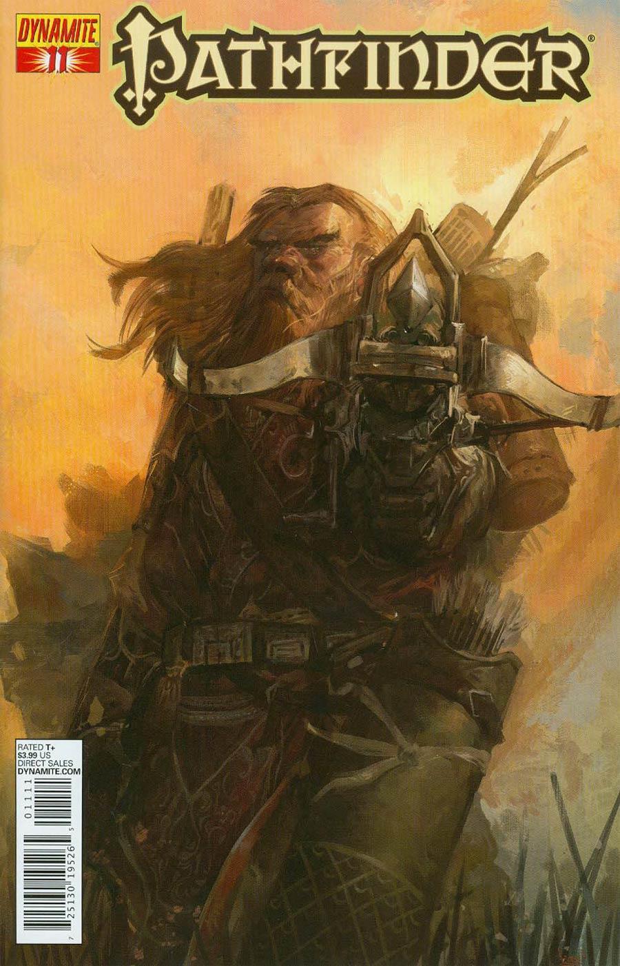Pathfinder #11 Cover B Regular Jorge Faras Cover