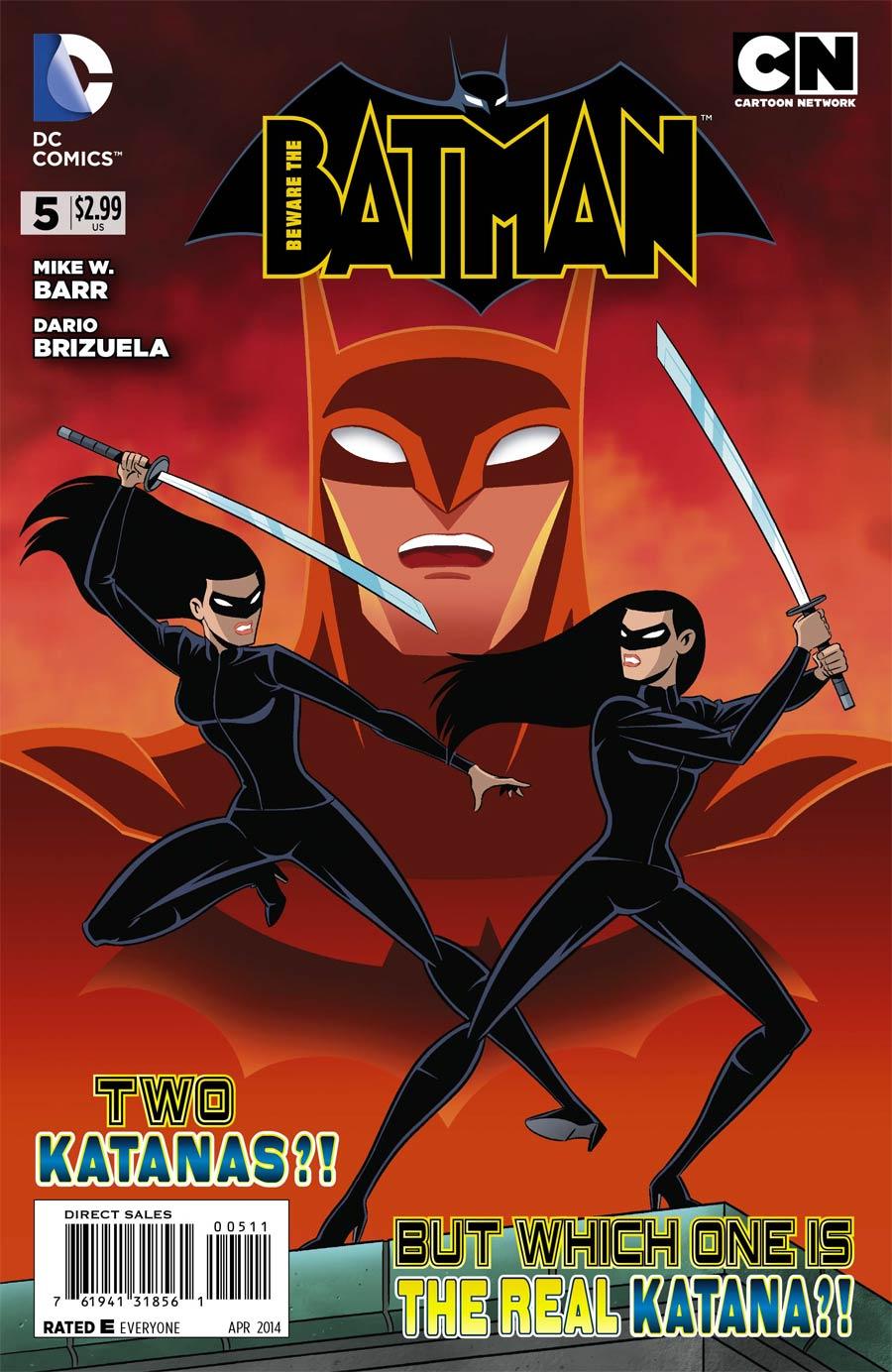 Beware The Batman #5
