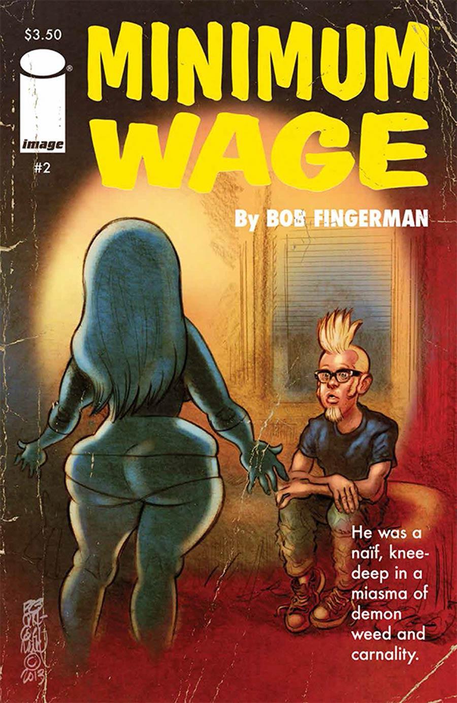 Minimum Wage Vol 3 #2