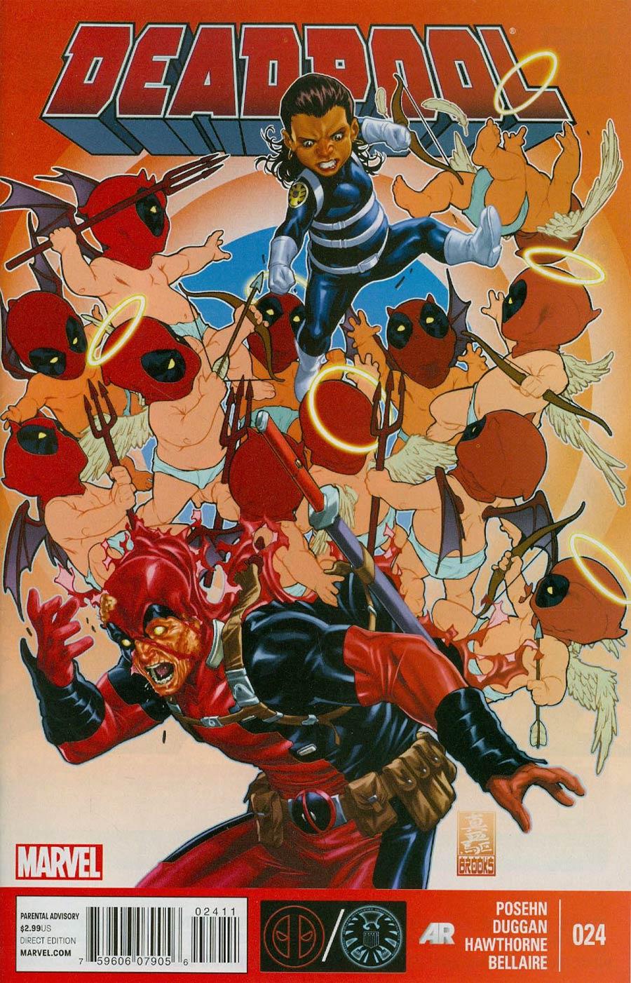 Deadpool Vol 4 #24