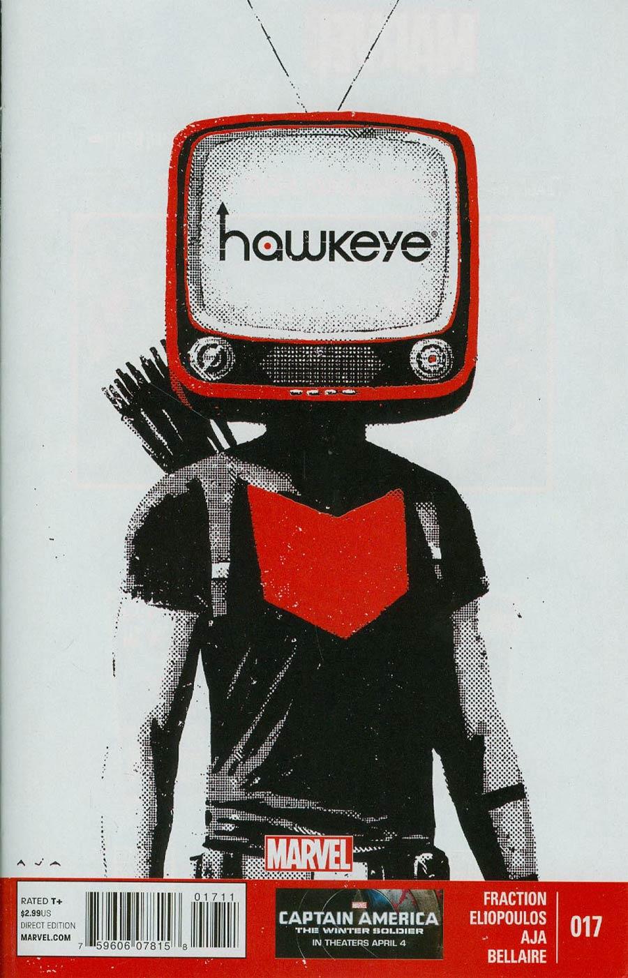 Hawkeye Vol 4 #17