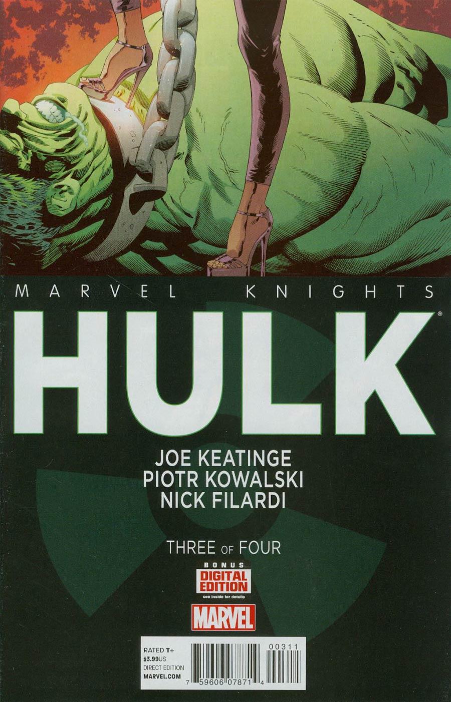 Marvel Knights Hulk #3