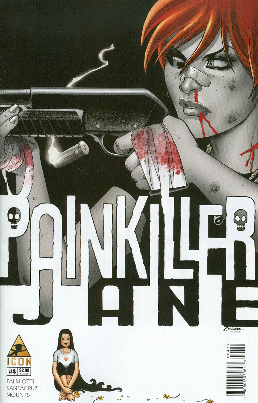 Painkiller Jane Price Of Freedom #4